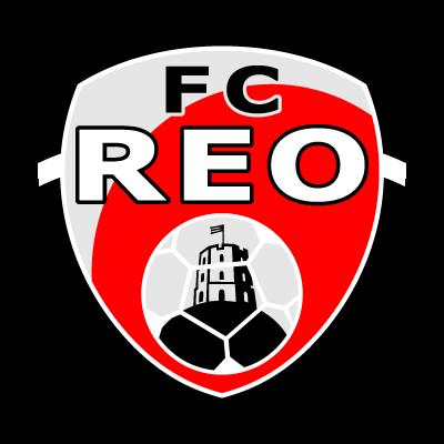 FK REO Vilnius logo vector