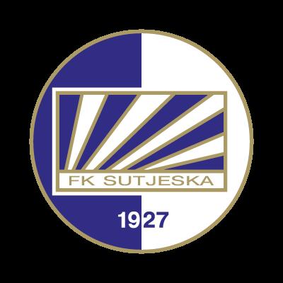 FK Sutjeska Niksic logo vector