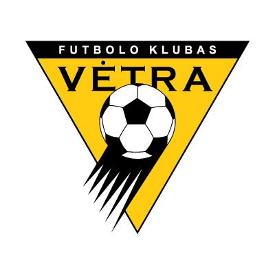 FK Vetra logo vector