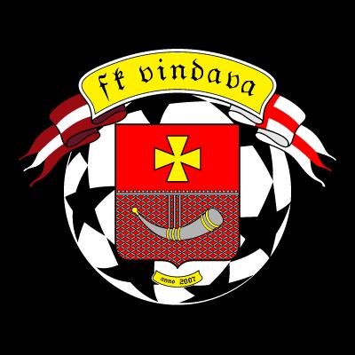 FK Vindava logo vector