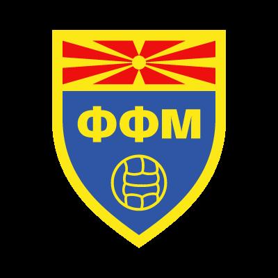 Football Federation of Macedonia vector logo