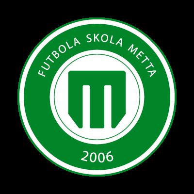 Futbola Skola METTA logo vector