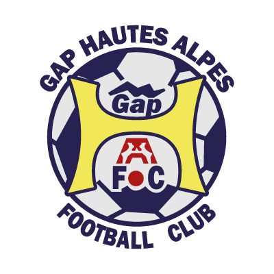 Gap Hautes-Alpes FC logo vector