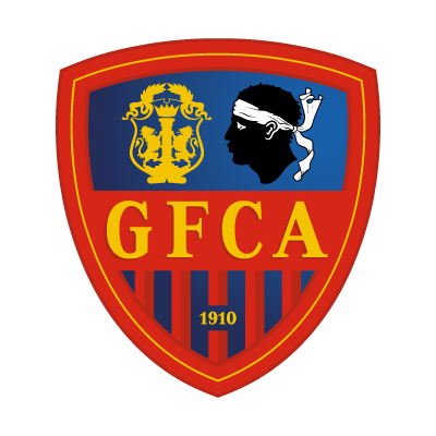 Gazelec FC Ajaccio logo vector