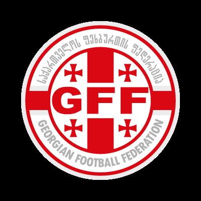 Georgian Football Federation vector logo