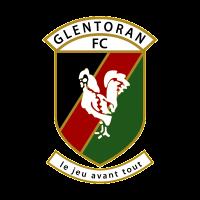 Glentoran FC vector logo