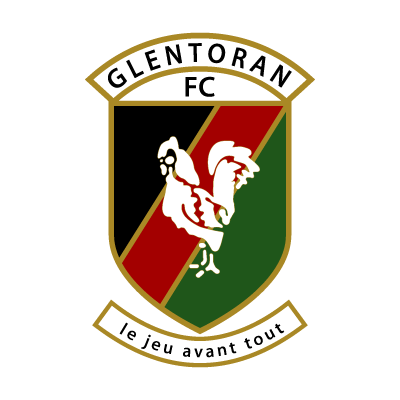 Glentoran FC logo vector