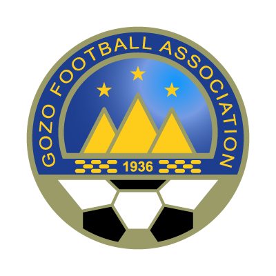Gozo Football Association logo vector