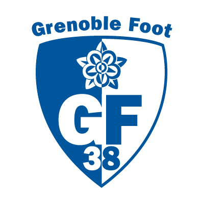 Grenoble Foot 38 logo vector