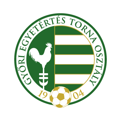 Gyori ETO FC logo vector