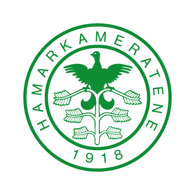 Hamarkameratene logo vector