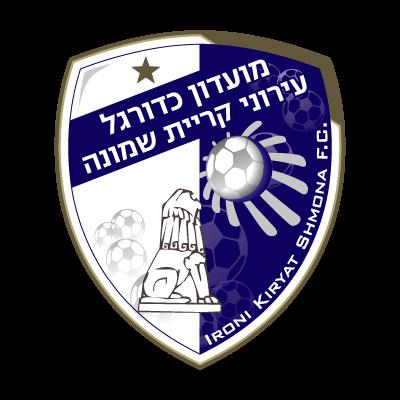 Hapoel Ironi Kiryat Shmona FC logo vector
