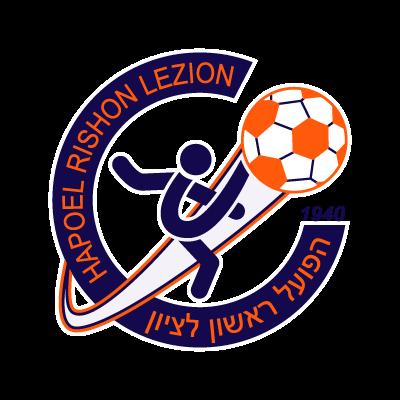 Hapoel Rishon LeZion FC logo vector