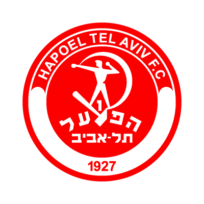 Hapoel Tel Aviv FC logo vector