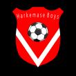 Harkemase Boys logo vector
