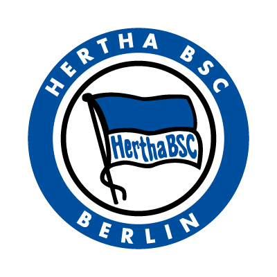 Hertha BSC (1892) vector logo