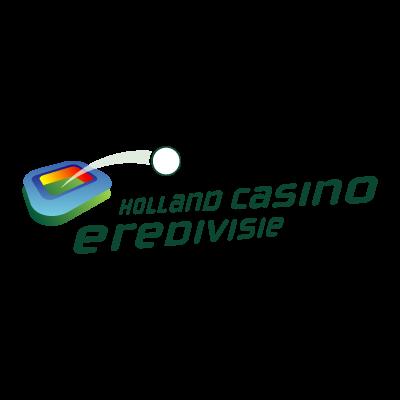 Holland Casino Eredivisie logo vector