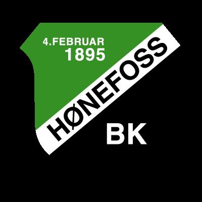 Honefoss BK vector logo