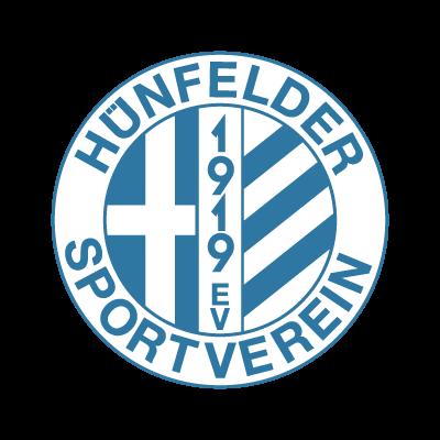 Hunfelder SV logo vector