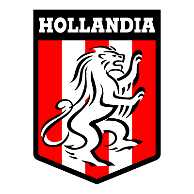 HVV Hollandia logo vector