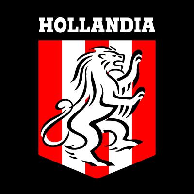 HVV Hollandia vector logo