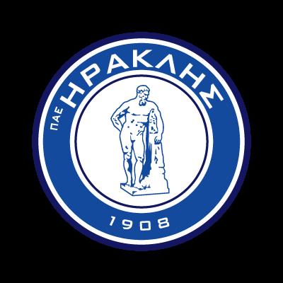 Iraklis FC logo vector