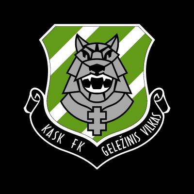 KASK FK Gelezinis Vilkas vector logo