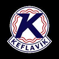 Knattspyrnudeild Keflavikur vector logo