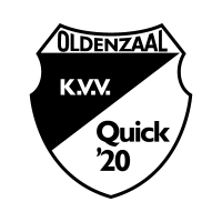 KVV Quick '20 vector logo