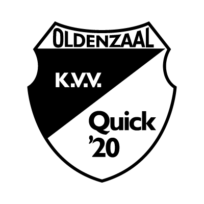KVV Quick '20 logo vector