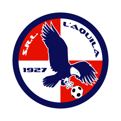 L'Aquila Calcio 1927 logo vector