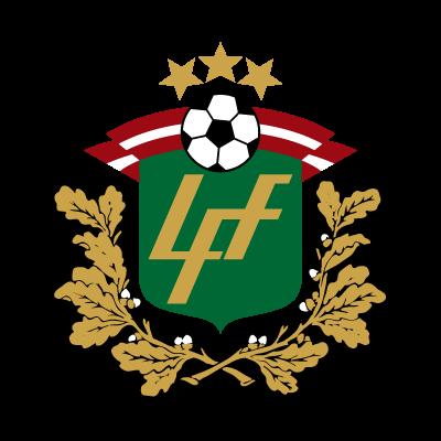 Latvija Futbola Federacija logo vector
