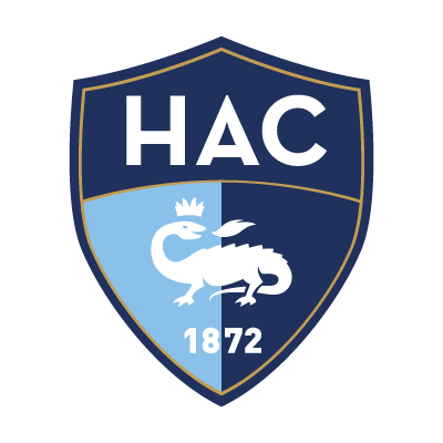 Le Havre AC (1872) logo vector