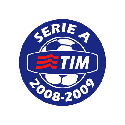 Lega Calcio Serie A TIM (Old – 2009) logo vector