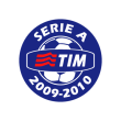 Lega Calcio Serie A TIM (Old – 2010) logo vector