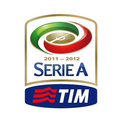 Lega Calcio Serie A TIM (Old – 2012) logo vector