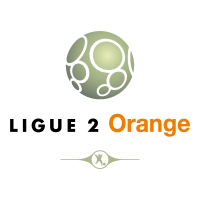 Ligue 2 Orange vector logo