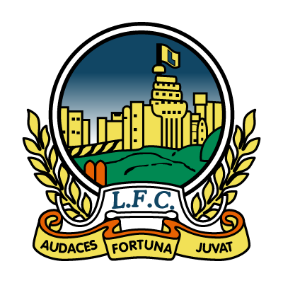 Linfield FC logo vector