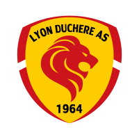 Lyon-Duchere AS vector logo preview