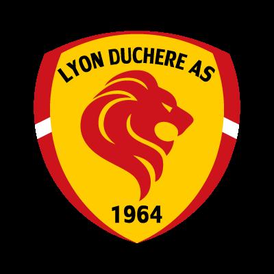Lyon-Duchere AS vector logo