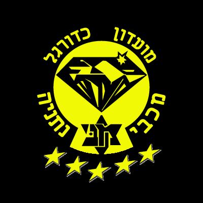 Maccabi Netanya FC logo vector