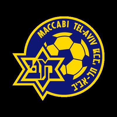 Maccabi Tel Aviv FC logo vector