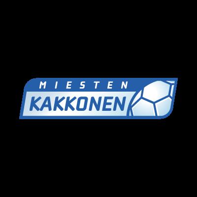 Miesten Kakkonen logo vector