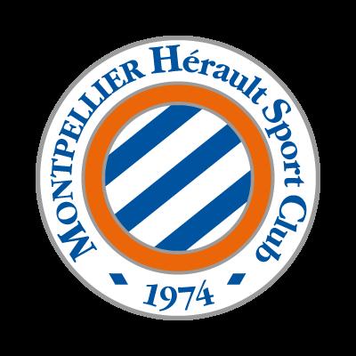 Montpellier Herault SC logo vector