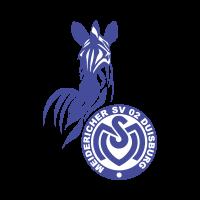 MSV Duisburg (1902) vector logo
