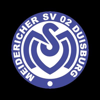 MSV Duisburg logo vector