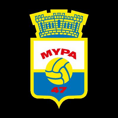 MyPa -47 logo vector