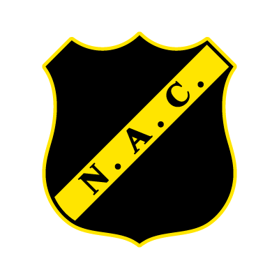 NAC Breda (Old 12-68) vector logo