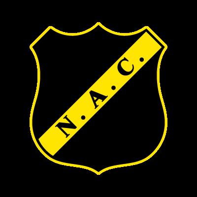 NAC Breda (Old 12-68) vector logo