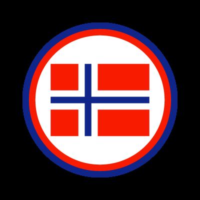 Norges Fotballforbund (1960) logo vector
